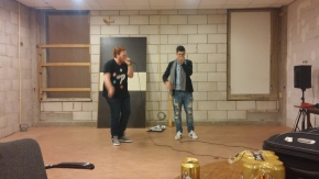 expo 2 beatbox repetitie